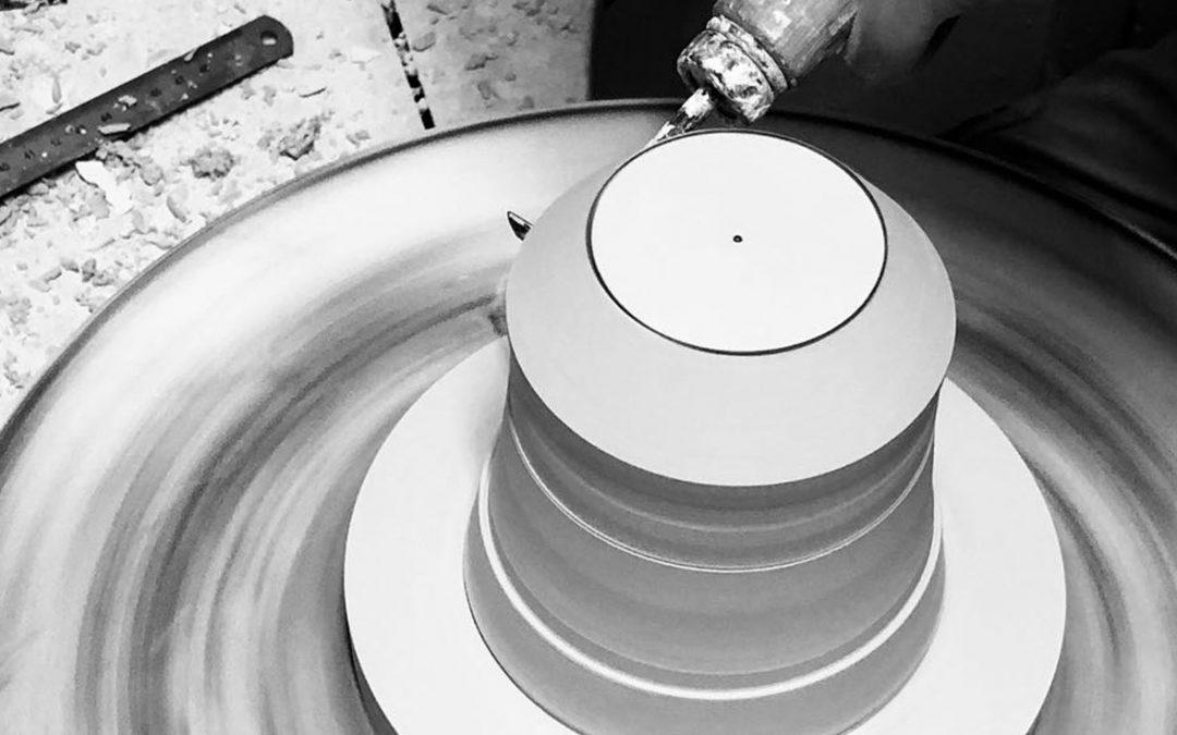Workshop in der Manufaktur Eiden Porzellan