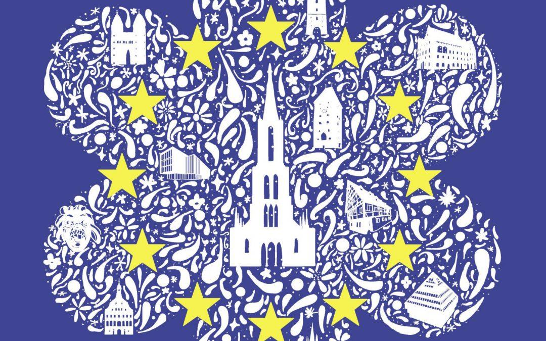 """""""Flower-Power für Ulm und Europa"""" – Plakatwettbewerb"""